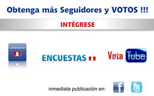 diseño web para candidatos